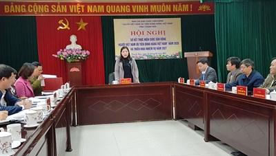Thanh Hóa: Sơ kết Cuộc vận động 'Người Việt Nam ưu tiên dùng hàng Việt Nam' năm 2020