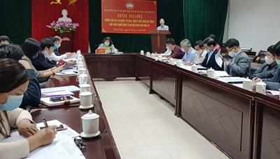 Hướng dẫn quy trình giới thiệu người ứng cử đại biểu Quốc hội khóa XV