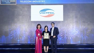 Viettel là điểm đến hàng đầu của nhân lực công nghệ thông tin, viễn thông