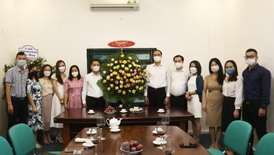 Tự hào về truyền thống 96 năm báo chí cách mạng Việt Nam