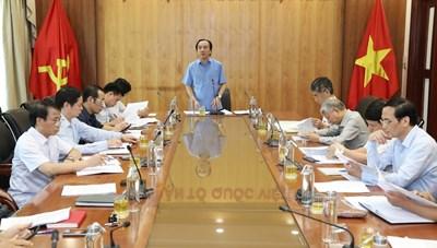 Góp ý Dự thảo Thông tri hướng dẫn giám sát cán bộ, Đảng viên và công tác cán bộ