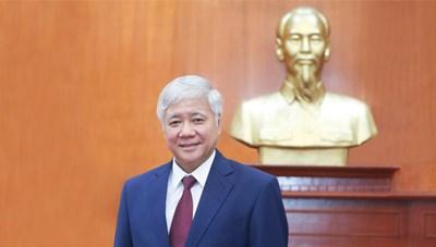 Chủ tịch Đỗ Văn Chiến gửi thư chúc mừng đồng bào Hồi giáo Việt Nam