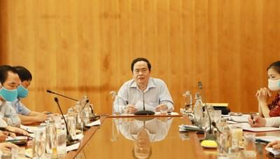 Đại hội Thi đua yêu nước MTTQ Việt Nam sẽ diễn ra theo hình thức trực tuyến