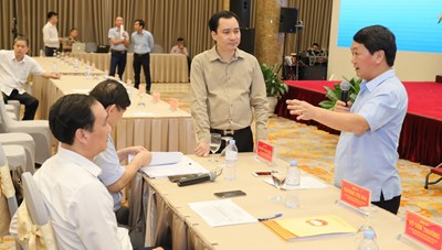 Sẵn sàng cho Đại hội Thi đua yêu nước MTTQ Việt Nam
