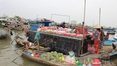 Cần Thơ: Ấm lòng thương hồ Chợ nổi Cái Răng