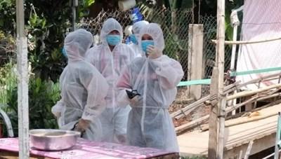 An Giang: Đưa quan tài từ Campuchia về Việt Nam chôn cất, 7 người bị đưa đi cách ly