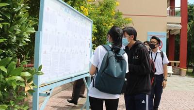 Cần Thơ: Nhiều trường đại học ở ĐBSCL công bố điểm chuẩn