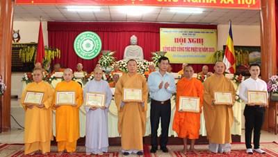 Năm 2020 GHPG Việt Nam TP Cần Thơ làm từ thiện hơn 36 tỷ đồng