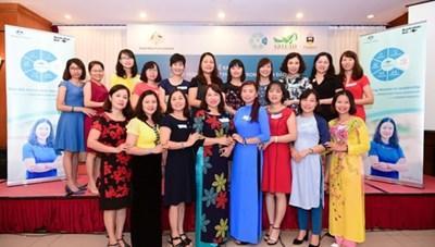 Việt Nam vươn lên thứ 3 thế giới về tỉ lệ nữ giữ các vị trí lãnh đạo cấp cao