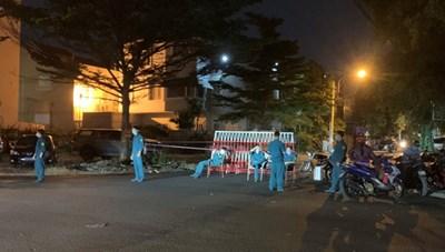Bình Dương: Phong tỏa khu vực người đàn ông nhiễm Covid-19 sinh sống