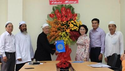TP HCM: Chúc mừng cộng đồng người Hồi giáo nhân Tháng Ramadan