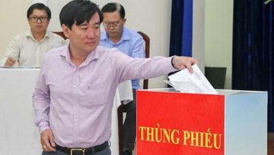 TP.Hồ Chí Minh: Không giới thiệu những người được cử tri tín nhiệm thấp ra ứng cử