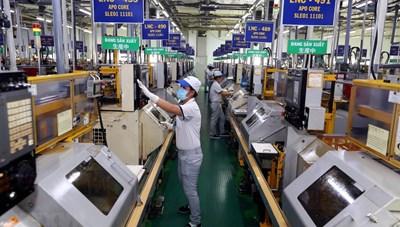 Bình Dương: Phòng, chống dịch nhưng không để 'đứt gãy' chuỗi sản xuất