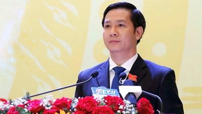 Ông Nguyễn Thành Tâm tái đắc cử Bí thư Tỉnh uỷ Tây Ninh