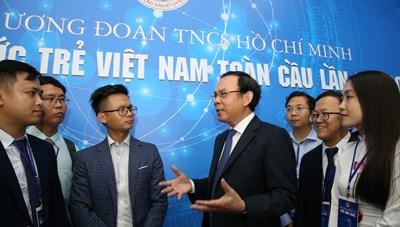 Trí thức trẻ Việt Nam toàn cầu với tầm nhìn 'Việt Nam 2045'