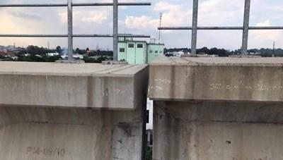 Tuyến Metro Bến Thành - Suối Tiên tiếp tục gặp sự cố về gối cao su