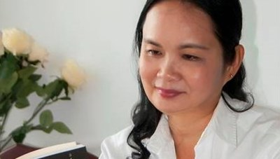 Nhà văn Bích Ngân giữ chức Chủ tịch Hội nhà văn TP HCM