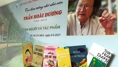 Nhà văn Trần Hoài Dương mãi mãi một miền xanh thẳm