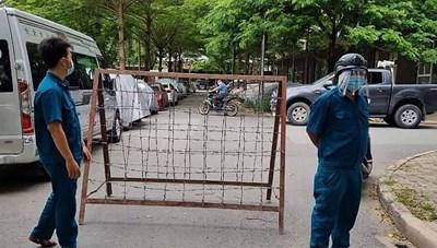 TP HCM phong tỏa 14 tòa nhà chung cư ở quận Bình Tân
