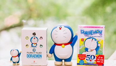 Dấu ấn 50 năm bộ truyện tranh Doraemon
