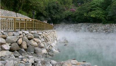 Kim Bôi - Mạch suối khoáng nóng quý giá và lâu đời tại Việt Nam