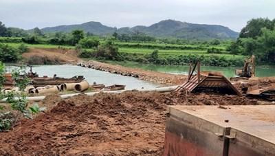 'Mở đường trái phép xuyên sông Trung': Tỉnh Lạng Sơn yêu cầu tháo dỡ