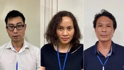 Khởi tố vụ án lừa đảo bán trang thiết bị y tế tại BV Bạch Mai