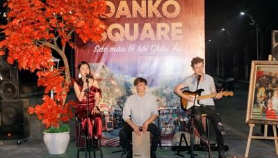 'Điểm hẹn văn hoá' mới lạ mang sắc màu Châu Âu tại Thái Nguyên