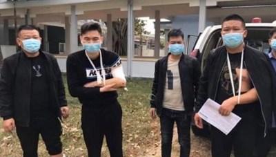 Kon Tum: Cách ly 5 công dân Trung Quốc nghi nhập cảnh trái phép