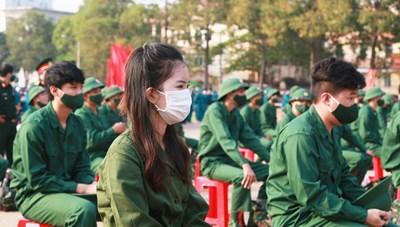 Lời chia sẻ đầy xúc động của nữ tân binh tham gia nhập ngũ tại Đắk Lắk