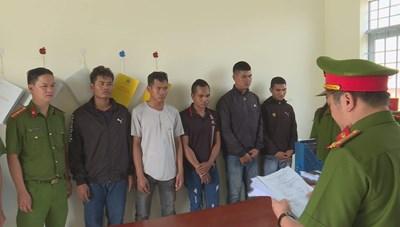 Đắk Lắk: Bắt nhóm thanh niên hỗn chiến tại quán karaoke