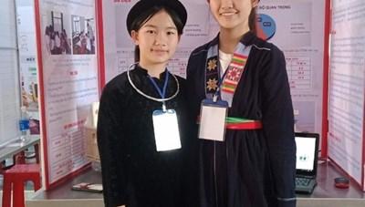 Nữ sinh người Sán Chay trở thành tân thủ khoa Học viện Hàng không Việt Nam