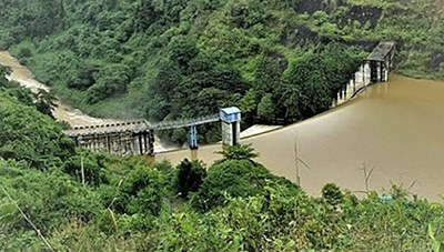 Cảnh báo nguy cơ sụt lún khu vực Thủy điện Đắk R'Tih