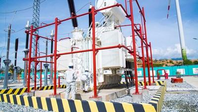Tỉnh Ninh Thuận, thêm một Dự án Điện gió được đưa vào hoạt động