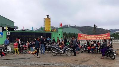 Hà Tĩnh: Phạt Công ty chế biến rác thải Hoành Sơn 420 triệu đồng