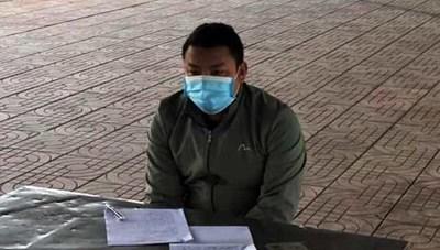 Hà Tĩnh: Trốn cách ly, một thuyền viên bị phạt 5 triệu đồng