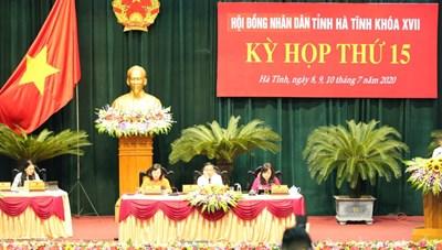 Hơn 800 kiến nghị gửi đến kỳ họp thứ 15 HĐND tỉnh Hà Tĩnh