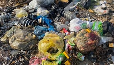 Hà Tĩnh: Bãi rác đã đóng cửa nhưng vẫn 'hành' dân
