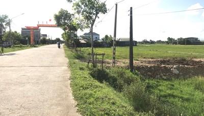 'Sốt' đất ở Hà Tĩnh - bong bóng dễ vỡ