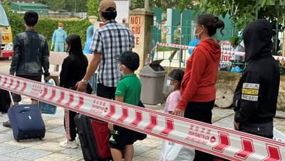 Hà Tĩnh cho phép đón công dân miền Nam về quê có thu phí