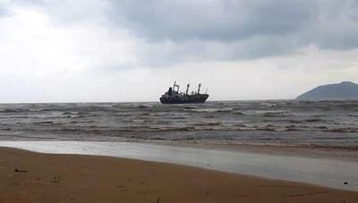 Cứu hộ 16 thủy thủ gặp nạn trên vùng biển Hà Tĩnh