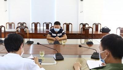Bình luận Thủy Tiên 'đút lót' cho tỉnh Hà Tĩnh, một 9X bị phạt 5 triệu đồng