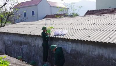 Hà Tĩnh: Gấp rút ứng phó bão số 13