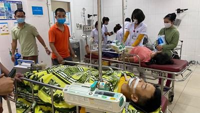 Hà Tĩnh: Cả gia đình nhập viện nghi do ngộ độc