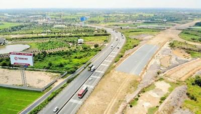 Đẩy nhanh tiến độ Dự án cao tốc Mỹ Thuận - Cần Thơ