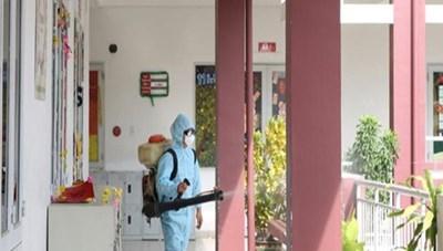 Phú Yên: Học sinh tiếp tục nghỉ học, đề phòng chống dịch Covid-19