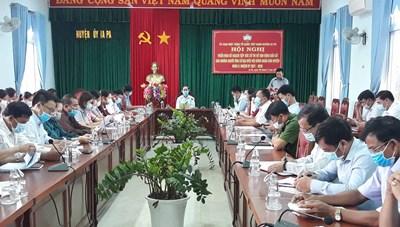 Gia Lai: Triển khai tiếp xúc cử tri, vận động bầu cử đại biểu HĐND huyện khóa V