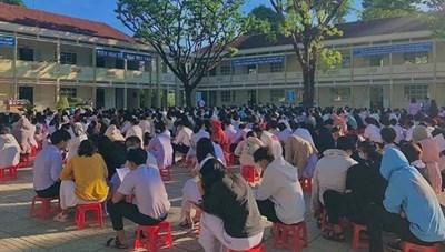 Lâm Đồng: Học sinh tiếp tục trở lại trường vào ngày 19/5
