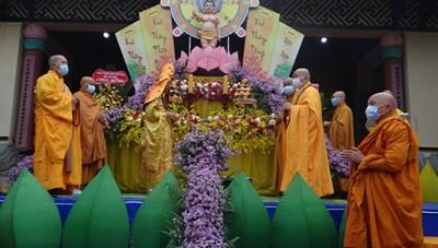 Lâm Đồng: Đại lễ Phật đản 2021 - Phật lịch 2565, kết hợp phòng chống dịch Covid -19