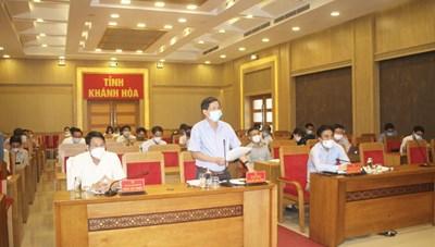 Khánh Hòa: Tiếp tục thực hiện giãn cách xã hội 14 ngày kể từ 0h ngày 23/7